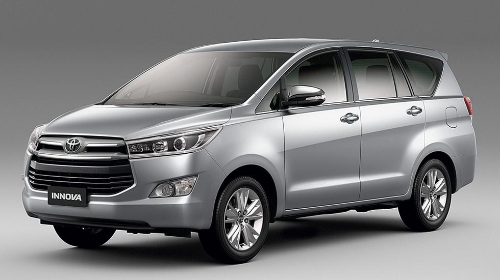 Cận cảnh tuyệt tác Innova Toyota 2017 đời mới, sang chảnh