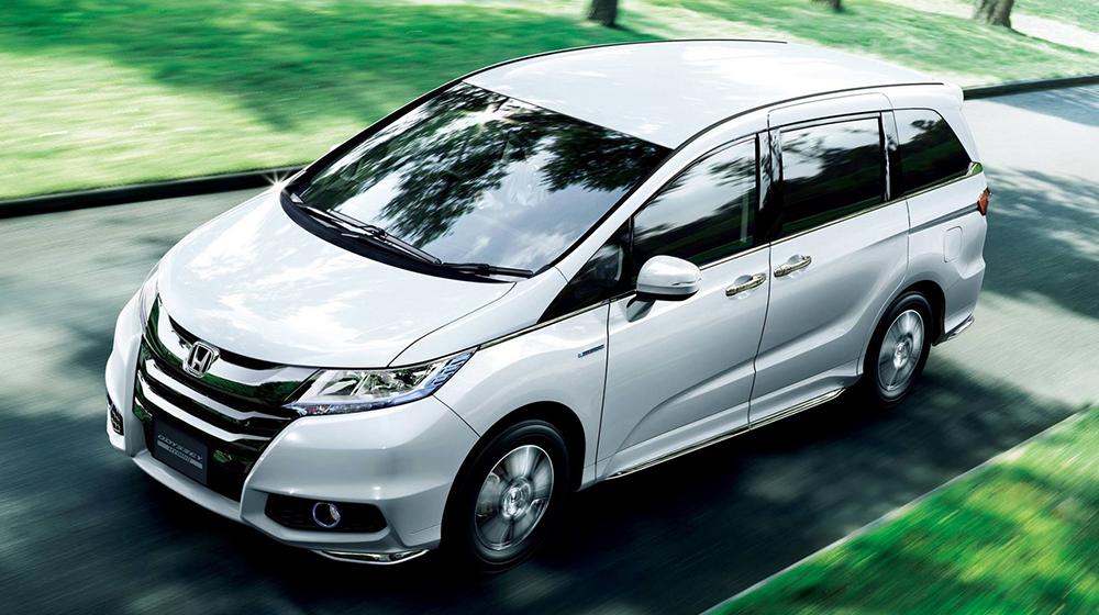 Honda Odyssey Hybrid sẽ ra mắt trong tháng 2