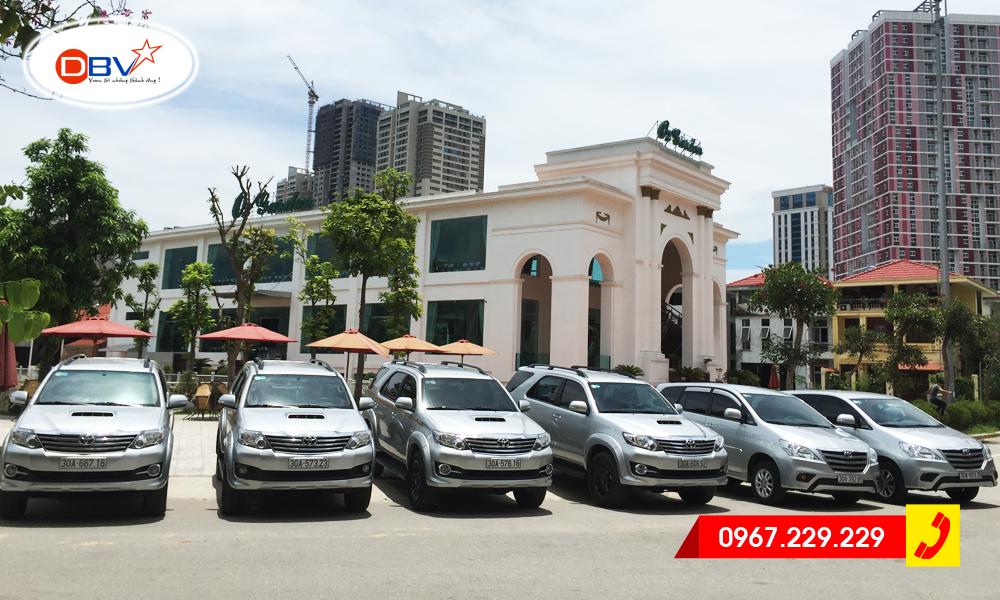 Những điều căn phải nên biết về hợp đồng thuê xe theo tháng 7 chỗ