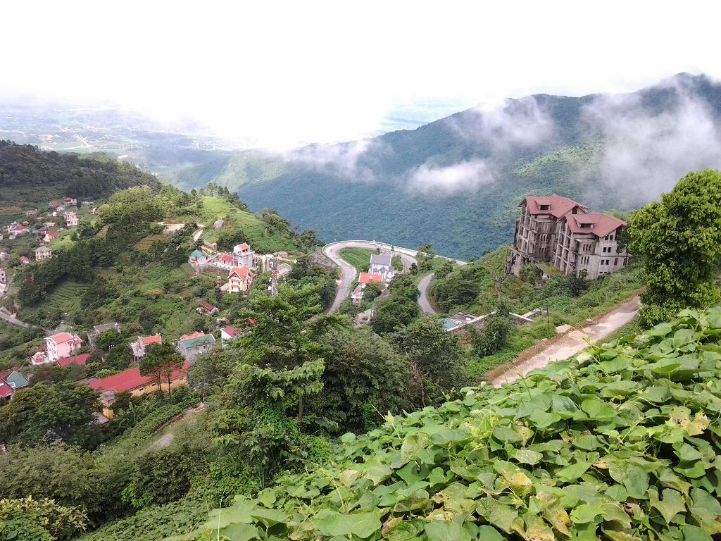 Cho thuê xe 7 chỗ đi du lịch Tây Thiên - Tam Đảo từ Hà Nội
