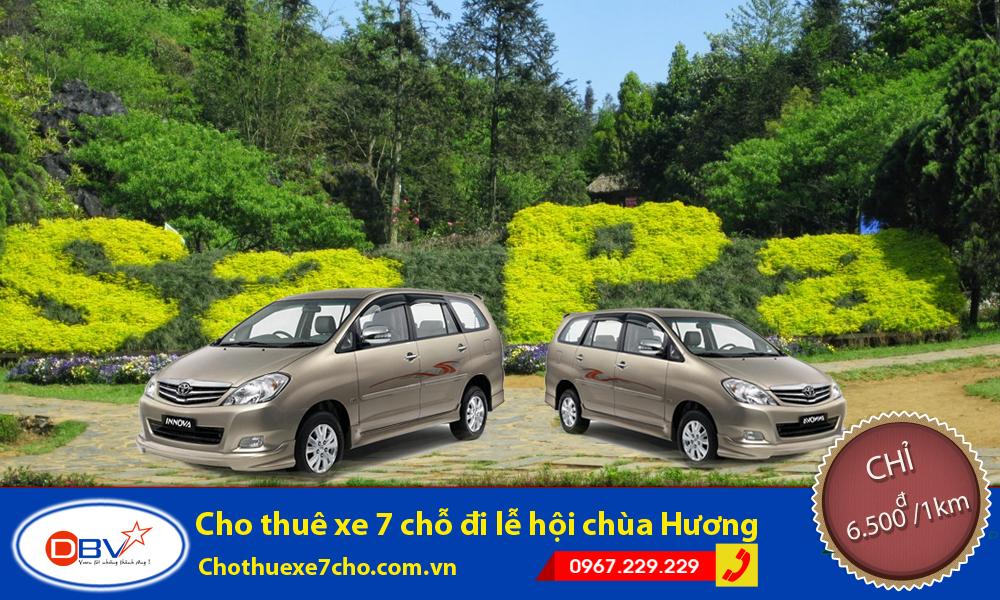 Cho thuê xe 7 chỗ đi du lịch Sapa, Lào Cai tại Hà Nội