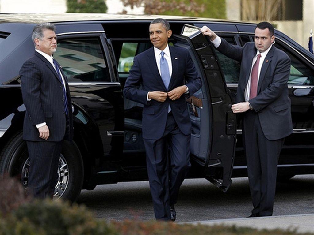 Bí ẩn về chiếc xe tổng thống Mỹ Obama đã đi khi đến Việt Nam