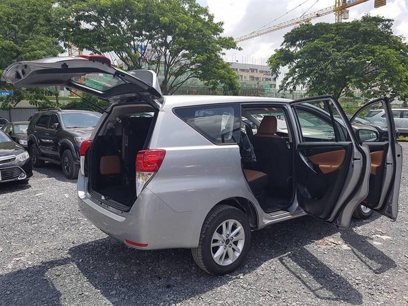 Cận cảnh tuyệt tác Innova Toyota 2019 đời mới, sang chảnh